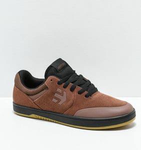 Etnies-x-Michelin-Marana-Brown,-Black-&-Gum-Skate-Shoes-_299715