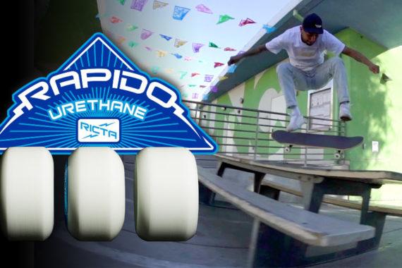 Колёса для скейтборда Ricta Rapido - дорогое удовольствие для настоящего скейтинга