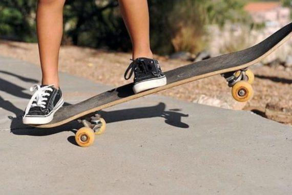 Скейт едет в сторону: что делать?
