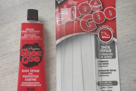 Клей для скейтовой обуви Shoe Goo или